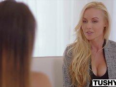 TUSHY Eva Lovia filme anal parte 4