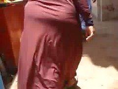 Hijab Abaya Candid: 019