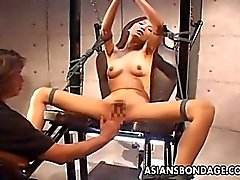 1fuckdatecom Asian dürr für BDSM Liebhaber kriegt er