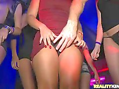 Sexy party with beautiful chicks Dani Daniels and Nadia Capri