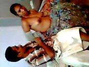 Desi aunty fucked by her husband friend