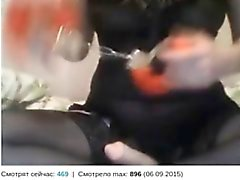 Russian webbkamerasex Flickan får sina Kläd i Cut Off