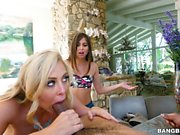 Stepmom Meets and Fucks Daughters Boyfriend Cherie Deville