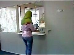 Arabischen Damen fickt Bankier