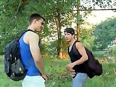 Kaverit on ilo alasti homo- pornoa ja minun homo- täyspitkä komeat miehet mov