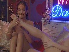 Nikki Nova Danni Ashe Füße