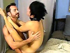 White lyhytkarvainen gay porn Kun ja Bryan Slater ei rasittava päivä