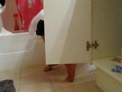 Mädchen furzen und pooping