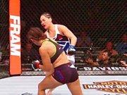 Holly Holm gegen Miesha Tate (XXX Promo)