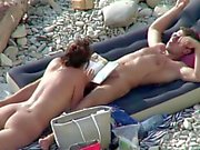 Beach Blow Job 2