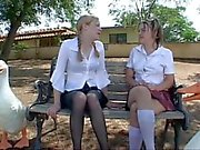 School Bus Girls 1 Scene 3b