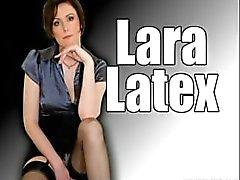 Britische reife Lara und junge Nachbarin