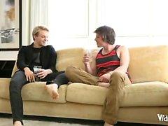 Датский мальчик - Джетт Блэк (Jeppe Hansen - Дания) Gay Sex 17