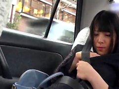 Incrível boquete incondicional japonesa sexy babe