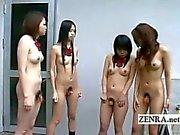 O Japão do nudist futanari após a encontrar de escola subtítulo
