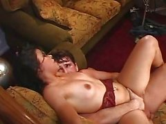 Passionate anal with a cute Dana Vespoli