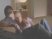Sonya Walger gives great handjob to a guy. We then catch a