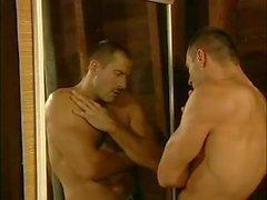 Caliente selfsucking - Arpad Miklos & Ricky Martinez