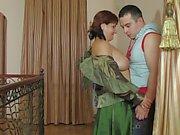 Russian suocera Viola si scopa piccolo loverboy