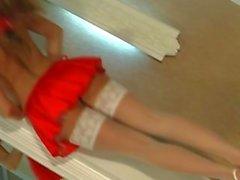 Red kort kjol