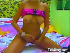 Webcam RedHead Slut Solo Pleasure