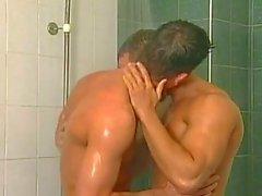 Bemuskelt geil Homosexuell Boys Geheime Analsex Wünscht Bei Party