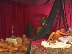 Arab princeand seinem Jungen Spielwaren