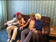 Amateur Russian Teen So Nice