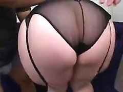 Ebony bbw hardcore pounding