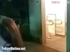 Japanese BigTits Risky Public Nudity & Masturbation At Outdoor Night Live 4