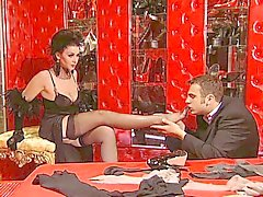 Lady Zara - Threesome in Nylons