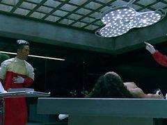 Thandie Newton. Evan Rachel Ward. Andere -'Weltworld 's1e5