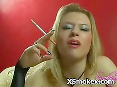 Pervert Fetish Smoking selvagem impertinente Sexy Hot