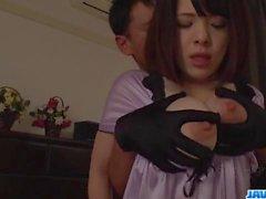 Home porn with big tits goddess Koyomi Yukihira