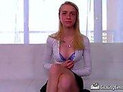 CastingCouch - X - Magra blonde Kristy den maj försöka slut efter porr