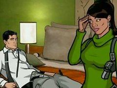 Ajan Archer 2 sezon .