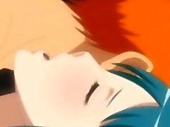3д аниме девушка получении лизал и трахал на близкого расстояния