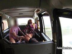autista del taxi brunetta inchiodato magre