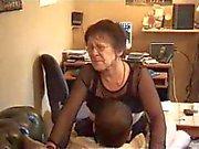 Granny à chaud deux