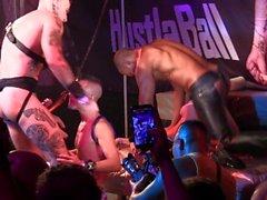 hustlaball-berlin 2015 закрытие секс-шоу