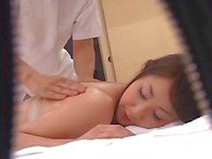 Tesão esposas japonesas Massaged e fodido em casa 2 - CM