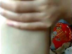 Cute chinese teen dancing on webca Kittie LIVE on 720camscom