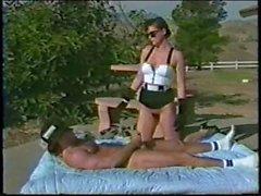 Лорена Брайс трахают Ренди Savage Летучая мышь Сука 1990 года