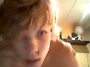 Blont barn Wanker