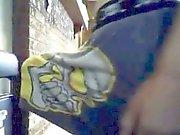 Smooth tatuoidut Twink Nytkähtelevät pitkästä Dick