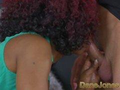Dane Jones Naughty sexy nympho needs a cock in her beautiful black pussy