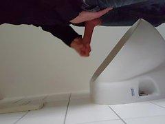 Jerk vid Byrån toalett