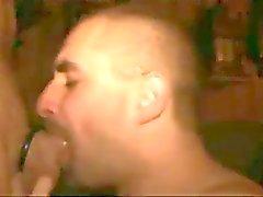Sperma nella mia bocca - 2 cazzi a Texas