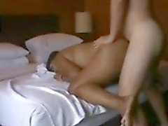 Amatoriale Thai Asian prostituta Gets Inculata scopata da American turistica nel Motel