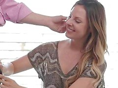 Erica Returns For Surprise Audition Netvideogirl